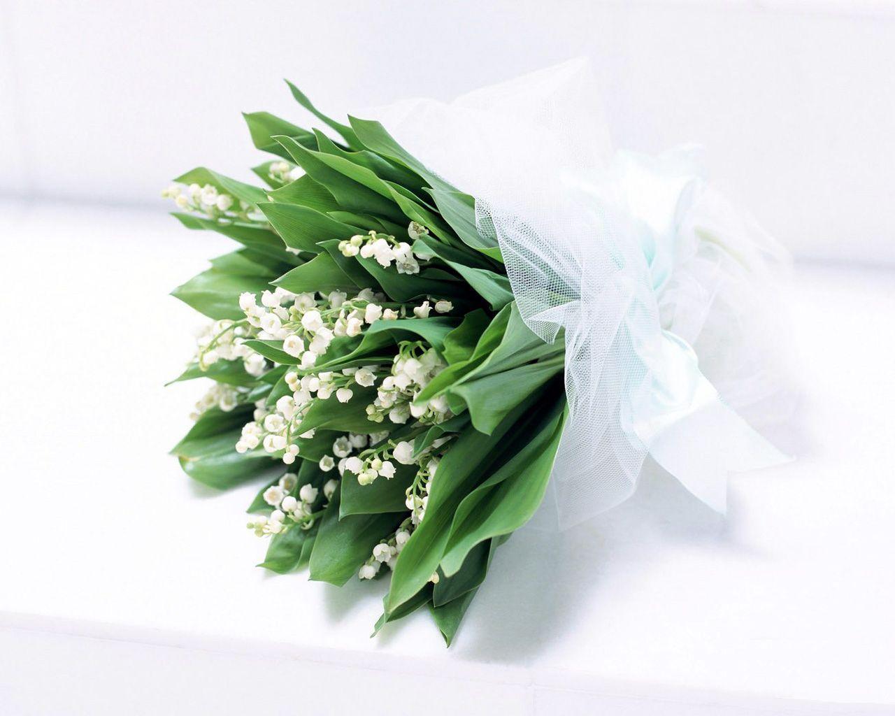 Описание букет цветов